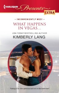 What Happens in Vegas... (Harlequin Presents Extra Series #215)      by     Kimberly Lang