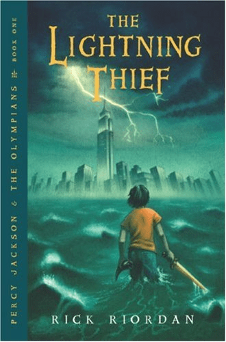 Percy Jackson and The Olympians: The Lightening Thief