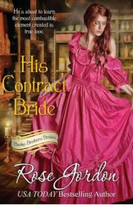 His Contract Bride by Rose Gordon