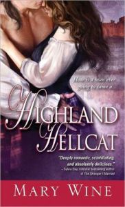 Highland Hellcat      by     Mary Wine