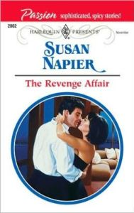 The Revenge Affair  by     Susan Napier