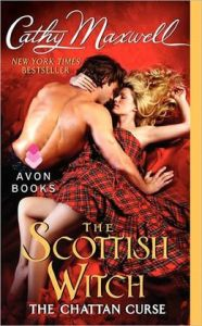 The Scottish Witch: The Chattan Curse      by     Cathy Maxwell