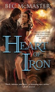 Bec McMaster Heart of Iron