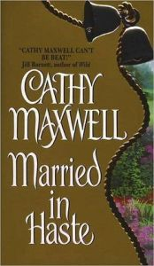 Married in Haste   Cathy Maxwell