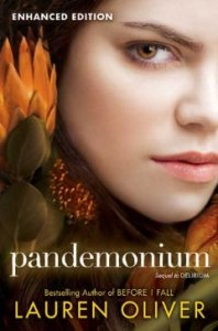 Pandemonium Enhanced Ebook (Delirium) [Kindle Edition with Audio/Video] by Lauren Oliver