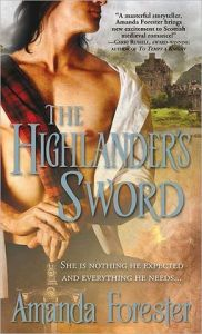 The Highlander's Sword  by  Amanda Forester