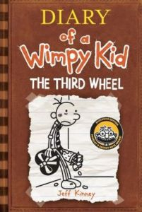 The Third Wheel (Diary of a Wimpy Kid Series #7)   Jeff Kinney