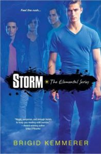 Storm (Brigid Kemmerer's Elemental Series #1)      by     Brigid Kemmerer