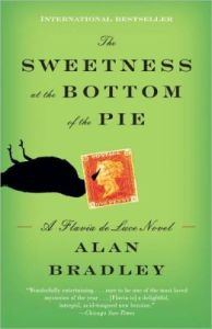 The Sweetness at the Bottom of the Pie (Flavia de Luce Series #1) by Alan Bradley