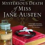 Mysterious Death of Miss Jane Austen by Lindsay Ashford