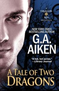 A Tale of Two Dragons  by G. A. Aiken