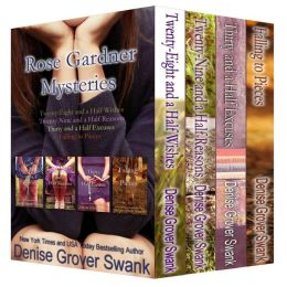 Rose Gardner Mystery Box Set by Denise Grover Swank