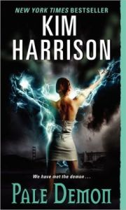 Pale Demon (Rachel Morgan Series #9) by Kim Harrison