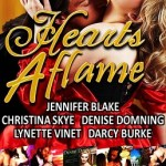Hearts Aflame: 5 Seductive Historical Romances (A History With Heart Collection)