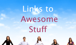 links to awesome stuff