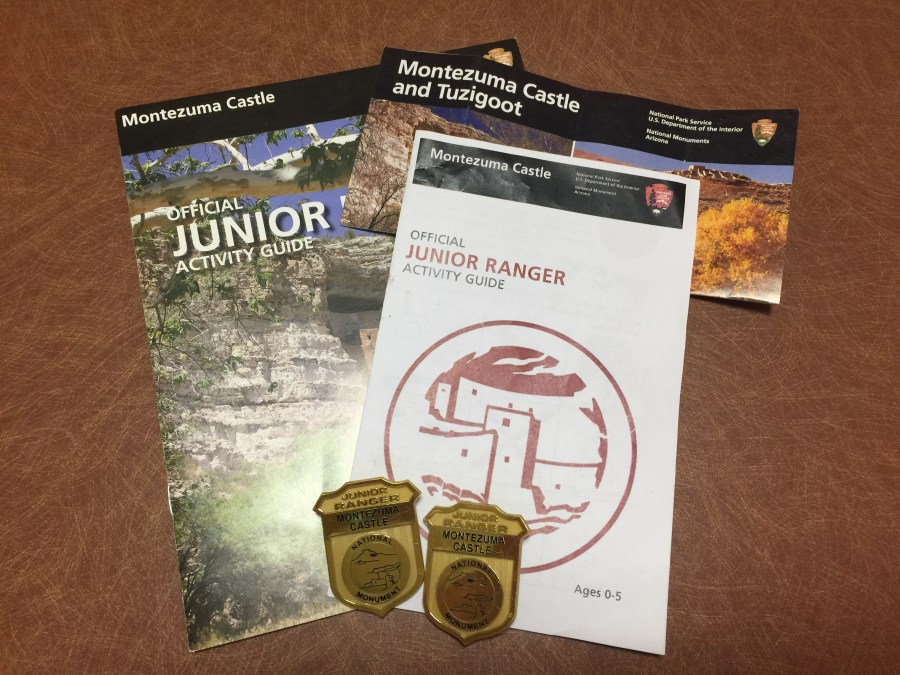 Junior ranger chaco