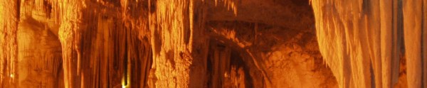 caves banner