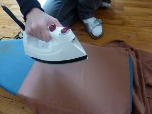 ironing-at-college