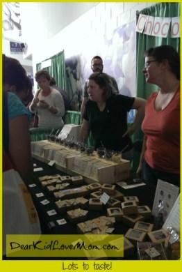 Cincinnati Chocolate Festival DearKidLoveMom.com