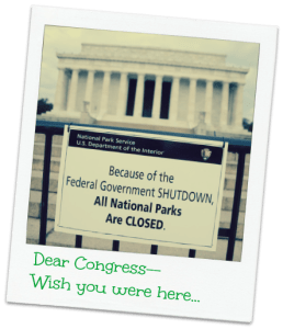 Government Shutdown--What it really means DearKidLoveMom.com