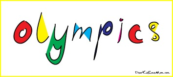 The Olympics Sochi 2014 DearKidLoveMom.com