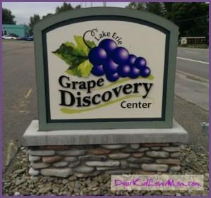 Grape Discovery Center DearKidLoveMom.com