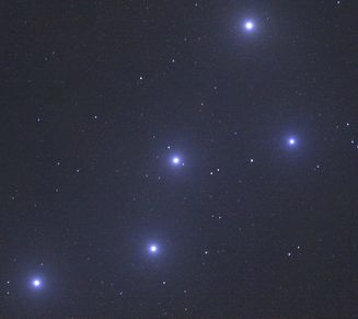 I love the constellations this time of year. Cassiopeia is one of my favorites. DearKidLoveMom.com