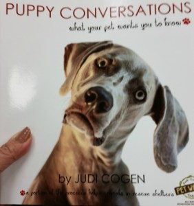 Puppy Conversations: What Your Pet Wants You to Know (Conversations with the Dog) by Judi Cogen is here! Details coming soon. DearKidLoveMom.com