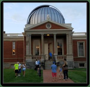 Venus and Jupiter Converge | Saturn Makes a Guest Appearance | Our Trip to the Cincinnati Observatory DearKidLoveMom.com