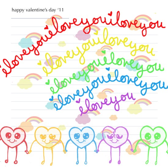 Happy Valentines Day 11. 1092 x 1092.Animated Cute Happy Valentine's Day Images