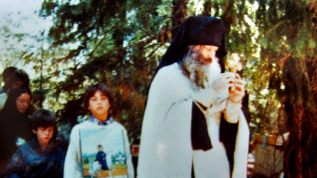 Blessed Hieromonk Seraphim Rose