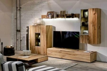 rustikale holzmöbel wohnzimmer dumss.com
