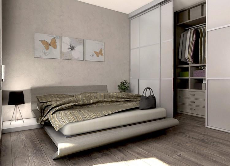 Schlafzimmer Komplett Mit Lattenrost Und Matratze Bild