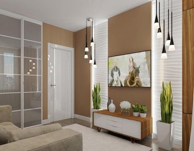 ... Kleines Wohnzimmer Modern Einrichten Tipps Und Beispiele ...