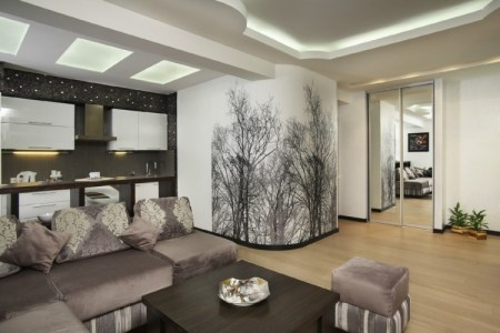 30 wohnzimmerwände ideen sten und modern gestalten