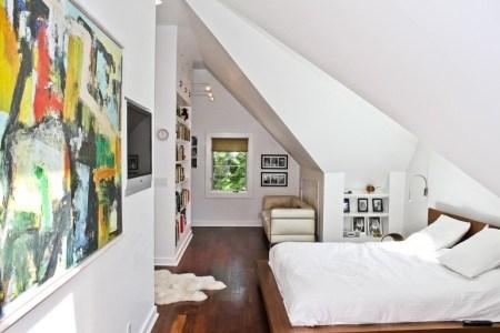nauhuri.com | schlafzimmer mit schräge modern gestalten