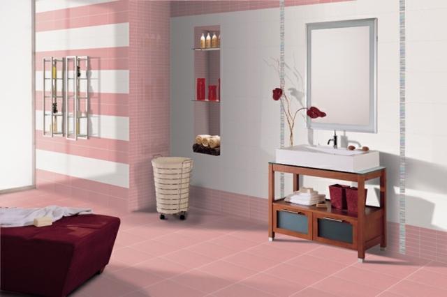 faience salle de bain rose. amazing faience salle de bain rose ... - Faience Salle De Bain Rose