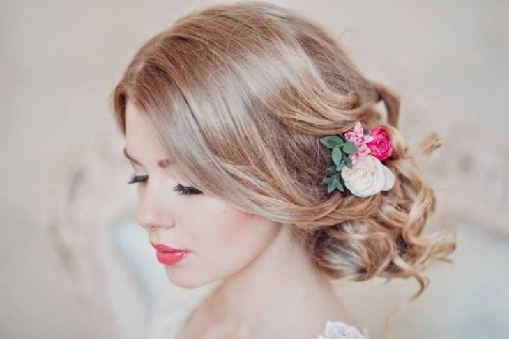 maquillage mariée naturel discret brillant lèvres chinon-bas-flou