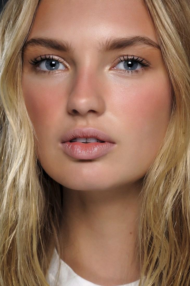 maquillage tendance 2016 nude accents brillants sobres élégants