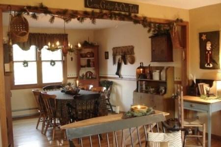 primitive home decor ideas vintage furniture home accessories ideas