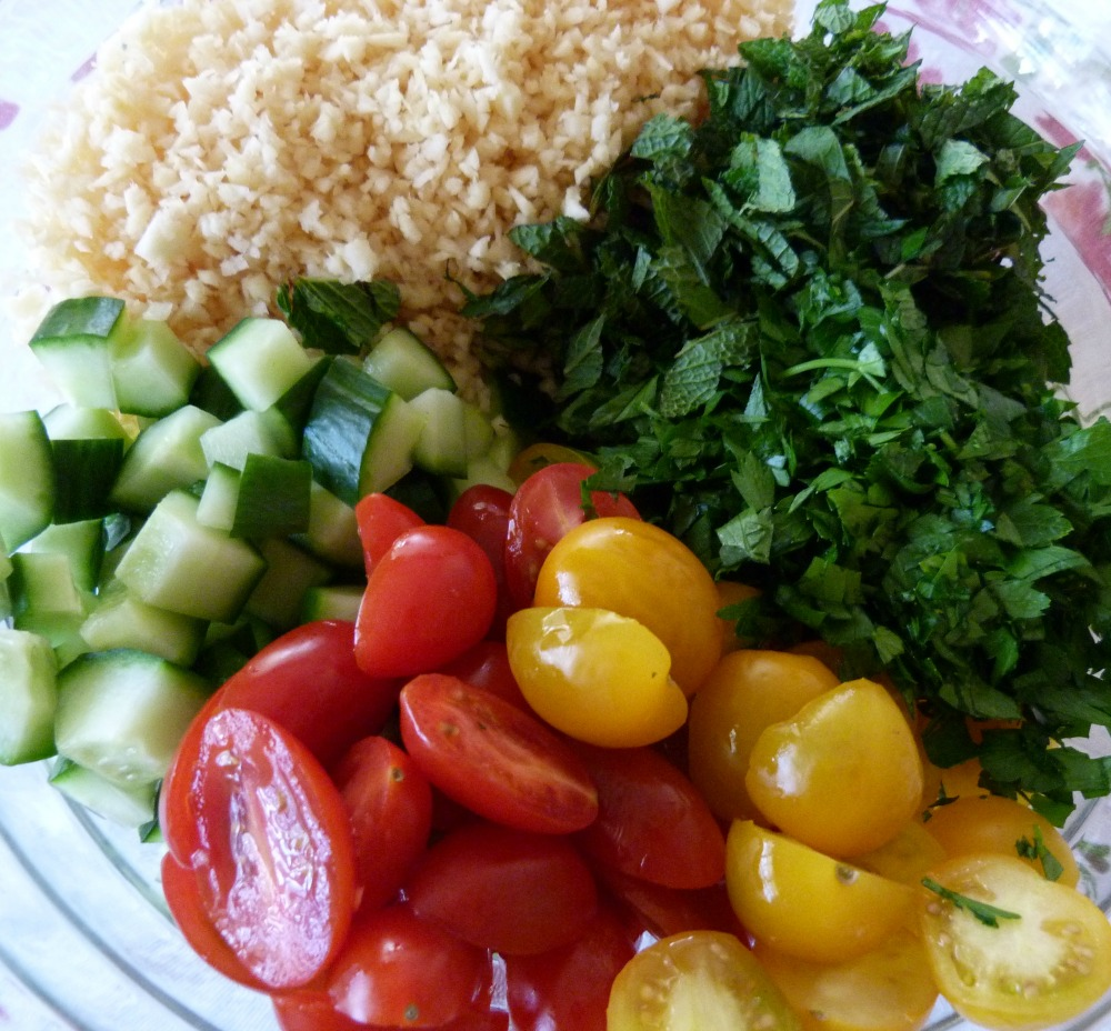 parsnip tabbouleh