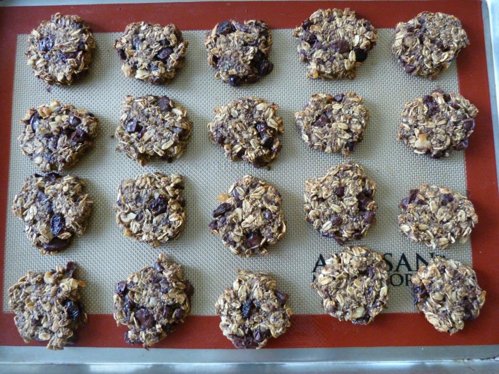 baked health cookies