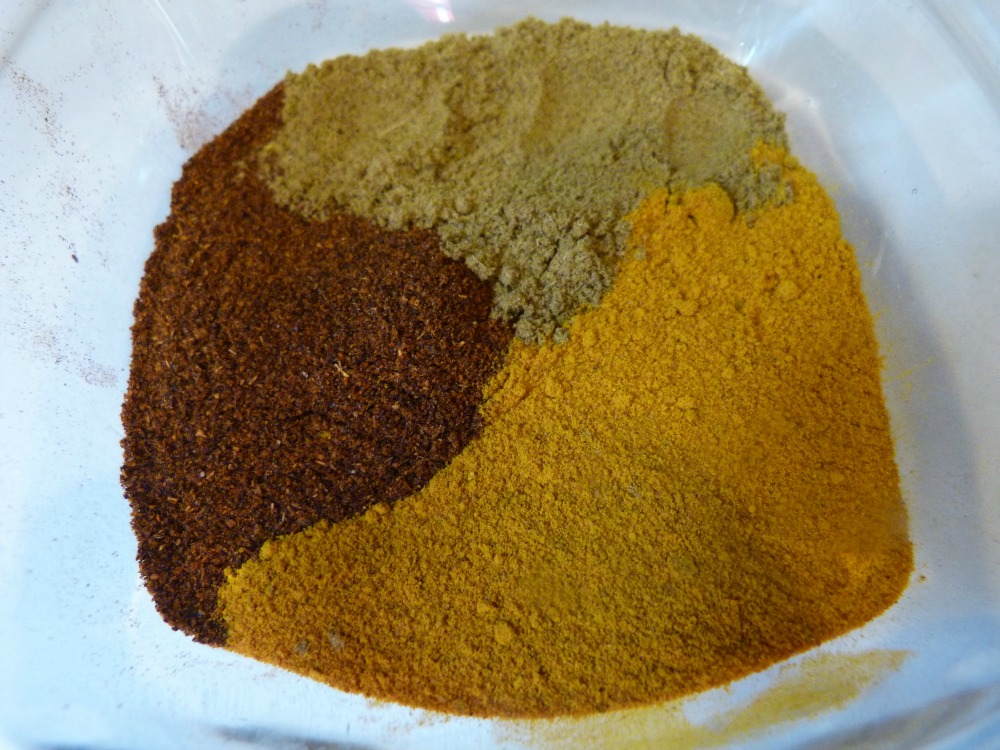 Stuffed Pepper Spices