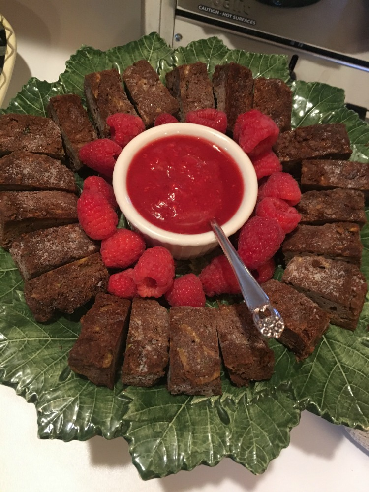 Nutritious and Delicious Brownies  Perfect for Passover.