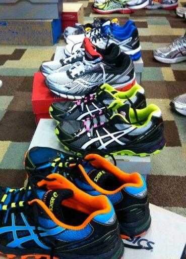 TrailShoes