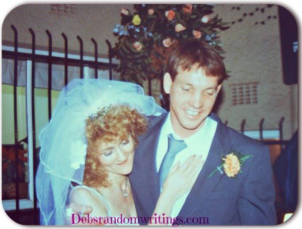 Just Married; 21 Years Ago Today!...