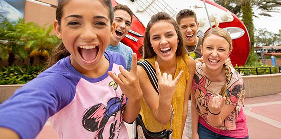 Parques Disney - Festa de 15 anos na Disney