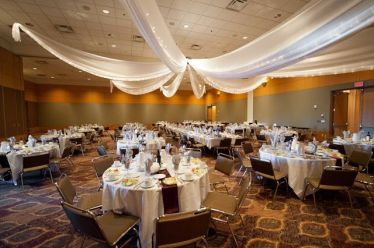 Horizon Room Reception