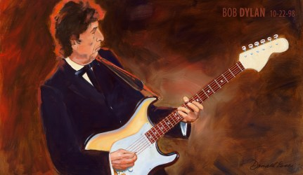Bob Dylan 10.22.98