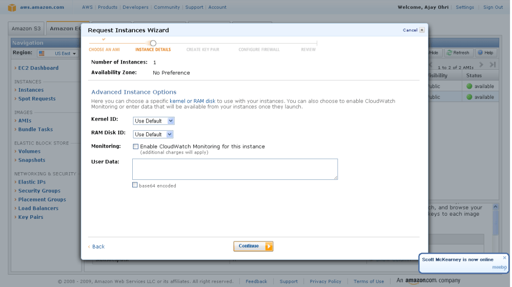 Running R on Amazon EC2 (3/6)